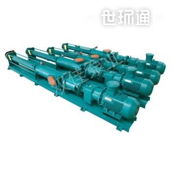 双佳SJ带轴承座单螺杆泵