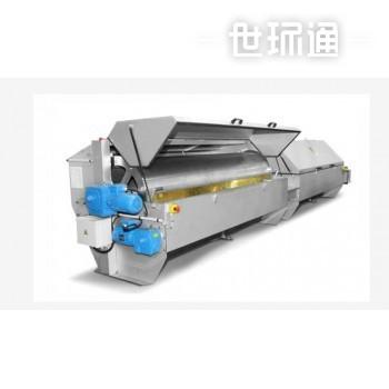去除污水中毛渣、悬浮物(SS),实现固液分离的装置—高效滚筒微滤机