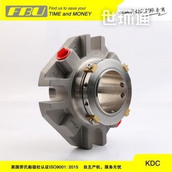 KDC标准双端面静环补偿性集装式机械密封 厂家直供