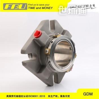GDM双端面静环补偿性集装式机械密封 厂家直供