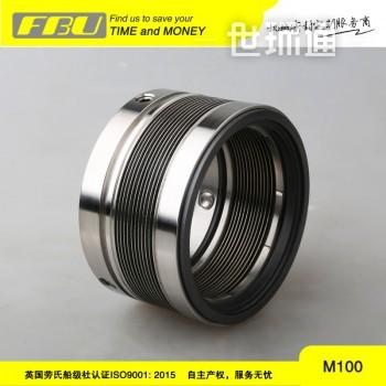 M100金属波纹管机械密封 厂家直供