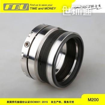 M200金属波纹管机械密封 厂家直供