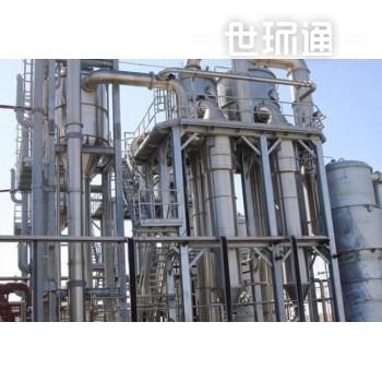 降膜+强制循环MVR蒸发结晶器