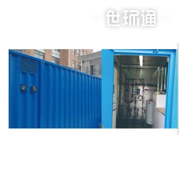 移动式反渗透供水装置