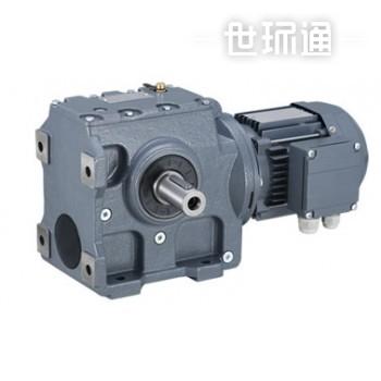 ST/STA/STF斜齿轮-蜗轮减速电机