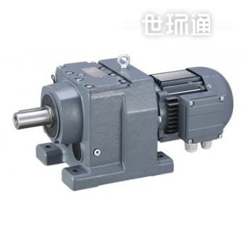RT/RTF斜齿轮减速电机