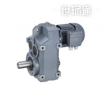 FT/FTA/FTF平行斜齿轮减速电机