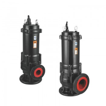 台湾式精品排污潜水电泵系列(双机封)