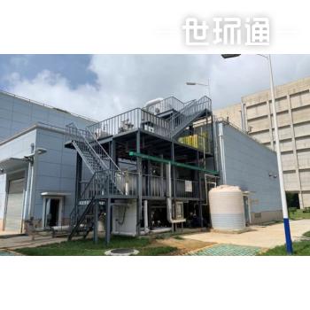 垃圾渗滤液系统解决方案  垃圾渗滤液全量处理成套技术与装备