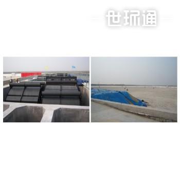 生活垃圾处理厂渗滤液处理系统