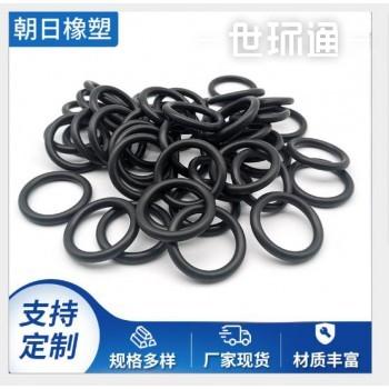 黑色硅胶O型密封圈橡胶圈