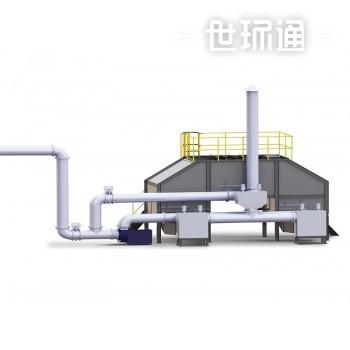 蓄热式热力氧化炉(RTO)有机废气处理系统