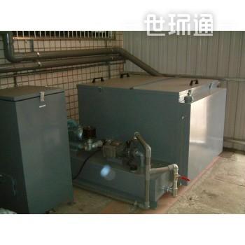 地下水抽汲处理设备(气提槽) 泵和零食(汽提罐)