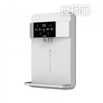 优口新一代UVC智能抑菌速热管线饮水机
