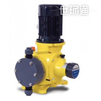 GB0250型计量泵 LMI米顿罗塑料泵头污水机械驱动隔膜泵污水加药泵