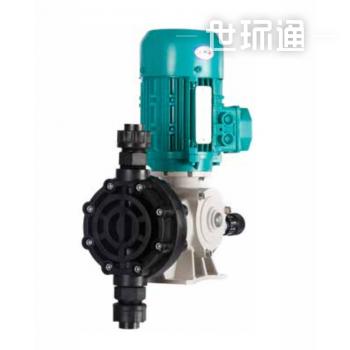 推荐新道茨ndws系列机械计量泵newdose机械隔膜计量泵多泵头材质