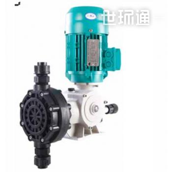 新道茨ndwl系列机械泵 PVC/pvdf/ptfe/ss316多泵头材质机械隔膜