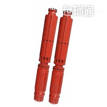 高压强排矿用隔爆型潜水电泵