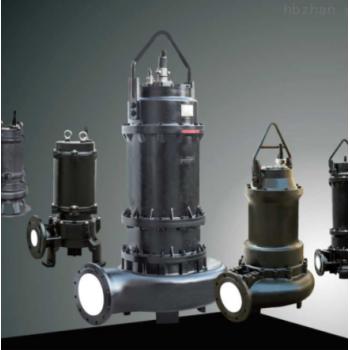 WQ污水污物潜水电泵