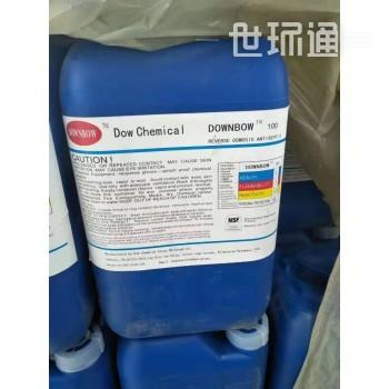陶氏化学反渗透膜阻垢剂