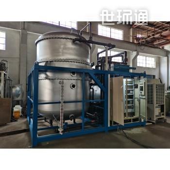 20t低温热泵蒸发器