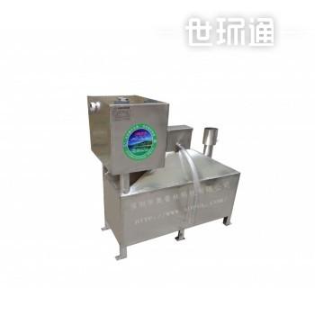 不锈钢油水分离器工业 餐饮油水分离深圳油水分离器厂家
