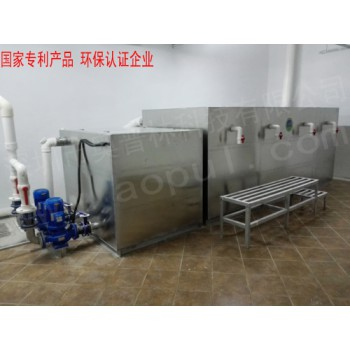 厂家直销 高效隔油提升一体化设备 餐饮隔油池
