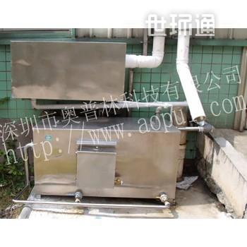 厨房隔油池 空压机专用不锈钢隔油池