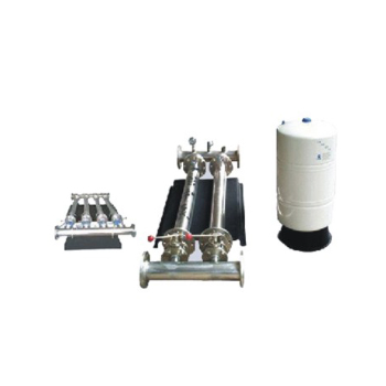FBPG系列静音管中泵变频恒压供水设备