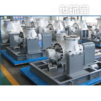 SBR径向剖分单、两级离心泵