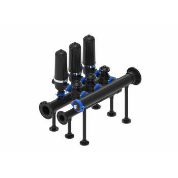 ZL100自动反冲洗叠片过滤器
