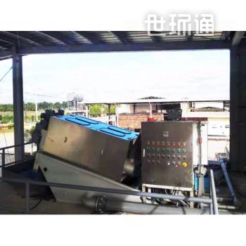 叠螺式污泥脱水机--行业专用机