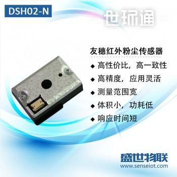 PM2.5红外粉尘传感器DSH02-N替换夏普GP2Y1010AU0F和GP2Y1014AU0F