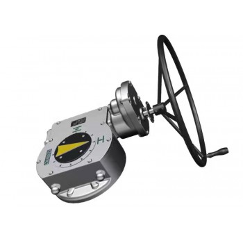 阀门驱动装置-蜗轮箱