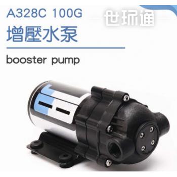 100G自吸水泵