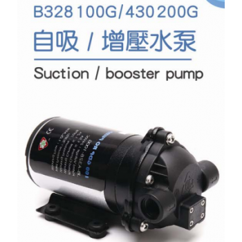 100G自吸、200G增压水泵
