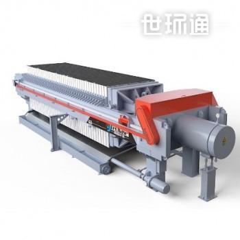 YG型超高压压榨机--80%污泥直接进料
