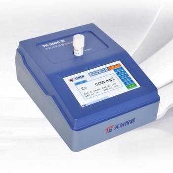 便携COD氨氮总磷总氮多参数水质测定仪