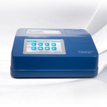 【360°旋转检测】COD氨氮总磷总氮多参数水质综合测定仪