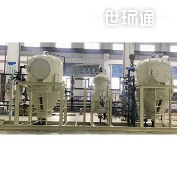 RRR-PMBR 抛光树脂再生成套装备