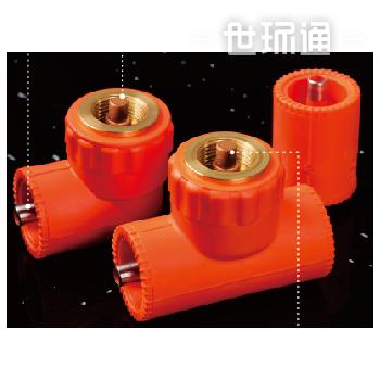 SCS热水快出系统(热水快出角阀;功能型PPR管)