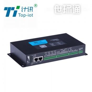 工业PLC网关 边缘计算 MQTT协议 触摸屏-计讯物联TG462