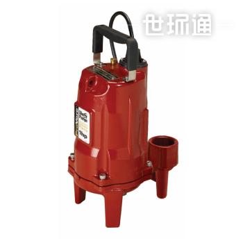 单泵研磨系列污水提升装置