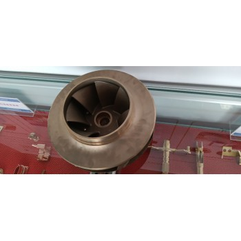 叶轮 阀体 导叶腔 诱导轮