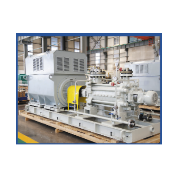 SBD节段式多级离心泵