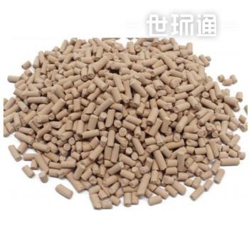 条形 沸石分子筛  喷涂&化工行业 VOCS有机废气处理吸附剂