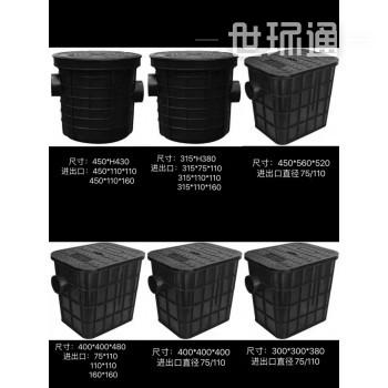 隔油池、油污隔离井、水封井、排水沟、草盆井、截污筐、雨水模块