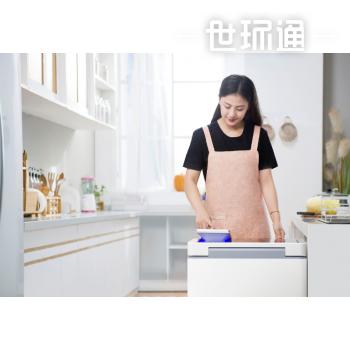 邦必拓智能厨余垃圾处理器  专业餐厨垃圾生物降解设备