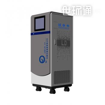 大气臭氧探测激光雷达