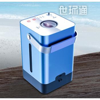 便携式氢气呼吸机/氢氧分离高浓度/家用老人小孩孕妇吸氢机系统